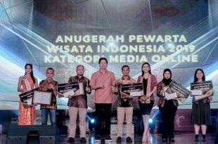 Pemenang APWI 2019. Foto: Dudut Suhendra Putra.