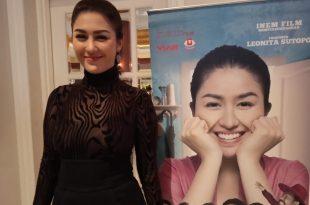 jelita Callebut perenkan Inem di film Inem pelayan Seksi New. Foto: Dudut Suhendra Putra.