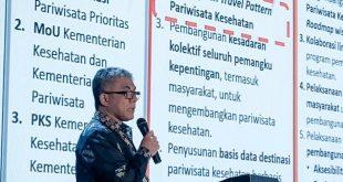 Kemenparekraf dan Kemenkes Sepakat Kembangkan Wisata Kesehatan di Indonesia