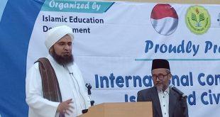 Habib Ali Al Jufri (kiri). Foto: Ist.
