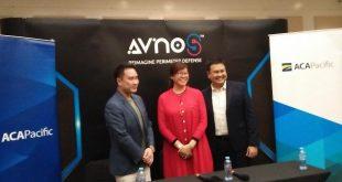ACA Pacific Resmi Menjadi Distributor Avnos di Indonesia