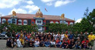 Promosikan Pariwisata, Pajero Indonesia One Touring ke Pulau Pahawang Lampung