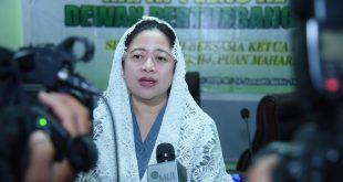Ketua DPR RI, Puan Maharani Yakin Indonesia Bisa Melewati Tantangan Menghadapi Virus Corona
