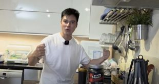 Ini Lima Tips Jitu Diet Sehat ala Baim Wong, Super Gampang!